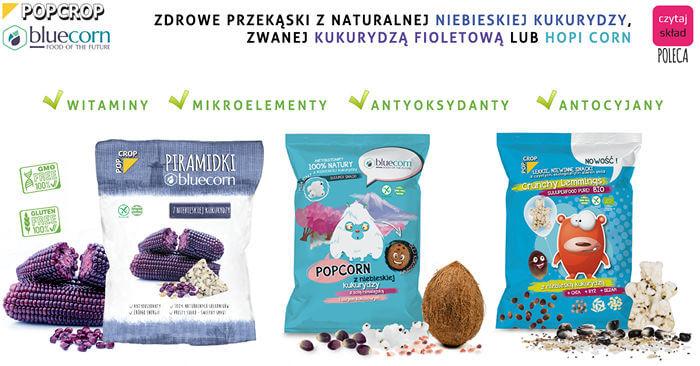 Bluecorn - food of the future - media o nas